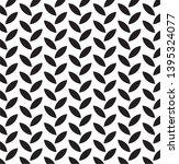 editable black and white vector ... | Shutterstock .eps vector #1395324077