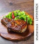 Pork Loin Chops Marinated Meat...