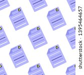 summary icon seamless pattern.... | Shutterstock .eps vector #1395464657