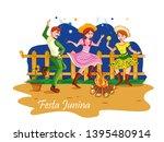 vector design of people of... | Shutterstock .eps vector #1395480914