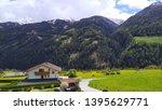 mitteldorf   virgen  austria ... | Shutterstock . vector #1395629771