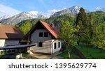 mitteldorf   virgen  austria ... | Shutterstock . vector #1395629774