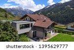 mitteldorf   virgen  austria ... | Shutterstock . vector #1395629777