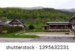 mitteldorf   virgen  austria ... | Shutterstock . vector #1395632231