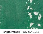 old obsolete green color... | Shutterstock . vector #1395648611