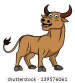 taurus | Shutterstock .eps vector #139576061