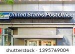 new york  ny  usa   may 8  2019 ... | Shutterstock . vector #1395769004