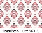 seamless pattern based on... | Shutterstock .eps vector #1395782111