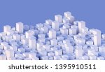abstract white and purple... | Shutterstock . vector #1395910511