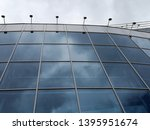low angle close up photo of... | Shutterstock . vector #1395951674