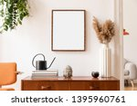 Stylish Room Of Home Interior...
