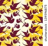 tattoo birds vector art | Shutterstock .eps vector #139596875