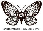freehand simplified vector... | Shutterstock .eps vector #1396017491