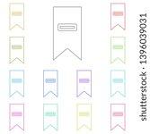 remove bookmark flag with minus ...