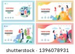 family holiday. people spend...   Shutterstock .eps vector #1396078931