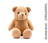 Teddy Bear Doll Isolated On...