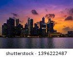 singapore  singapore   march 9  ... | Shutterstock . vector #1396222487