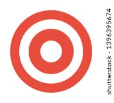 target flat icon. you can be...