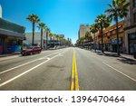 los angeles   usa   july 2017   ... | Shutterstock . vector #1396470464