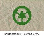 recycle | Shutterstock . vector #139653797