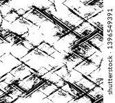 vector grunge overlay texture.... | Shutterstock .eps vector #1396549391