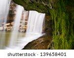 Indiana's Upper Cataract Falls...