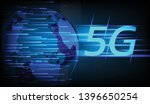 hi speed internet connection... | Shutterstock .eps vector #1396650254