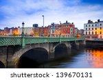 dublin  ireland   april 1  ... | Shutterstock . vector #139670131
