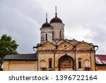 Goritsy Monastery of Resurrection, a Russian Orthodox convent - Goritsy, Kirillovsky District, Vologda oblast, Russia