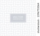 decorative seamless stylish... | Shutterstock .eps vector #1396753364