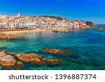 Sea Landscape With Calella De...