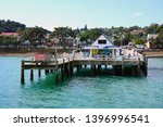 russell  new zealand  29 jul... | Shutterstock . vector #1396996541