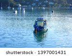 russell  new zealand  29 jul... | Shutterstock . vector #1397001431