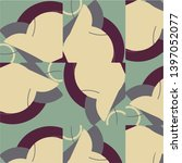 abstract background texture.... | Shutterstock . vector #1397052077
