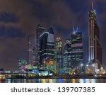 moscow international business...   Shutterstock . vector #139707385