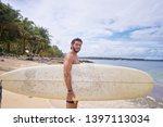 hobby and vacation. holiday on... | Shutterstock . vector #1397113034