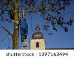 hauts de france france november ... | Shutterstock . vector #1397163494