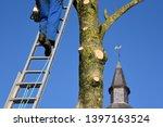 hauts de france france november ... | Shutterstock . vector #1397163524