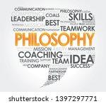 philosophy  in  word cloud...   Shutterstock .eps vector #1397297771