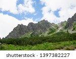 slovakia high tatras mountain... | Shutterstock . vector #1397382227