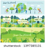vector illustration eco...   Shutterstock .eps vector #1397385131