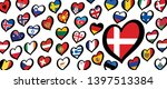 song festival euro songfestival ... | Shutterstock .eps vector #1397513384