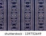 elegant sarong pattern | Shutterstock . vector #139752649