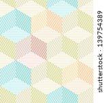Seamless Geometrical Beige...