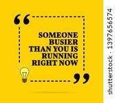 inspirational motivational... | Shutterstock . vector #1397656574