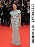 cannes  france. may 14  2019 ...   Shutterstock . vector #1397661524
