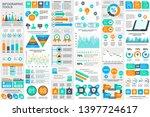 infographic elements data... | Shutterstock .eps vector #1397724617