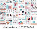 infographic elements data... | Shutterstock .eps vector #1397724641