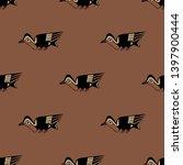 seamless geometrical monochrome ...   Shutterstock .eps vector #1397900444