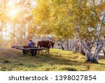 the mongolian who chased the... | Shutterstock . vector #1398027854